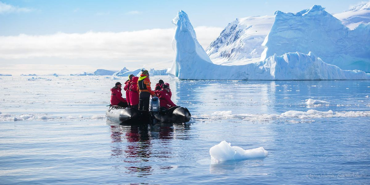 An Antarctica Cruise with Polartours on board the G Expedition