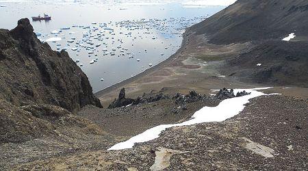 Antarctica Visitor Site- Devil Island, Vega Island