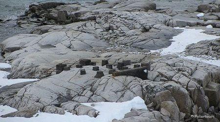 Antarctica Visitor Site- Portal Point