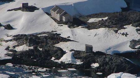 Antarctica- Visitor Site Detaille