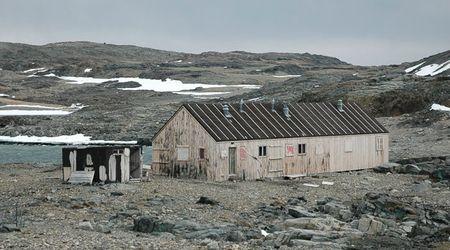 Antarctica Visitor Site- Horseshoe Island