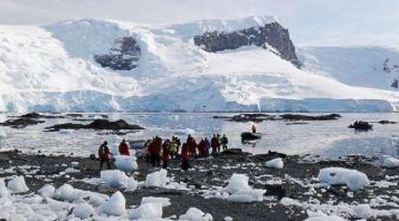 Antarctica Visitor Site- D'Hainaut Island, Mikkelsen Harbour, Trinity Island