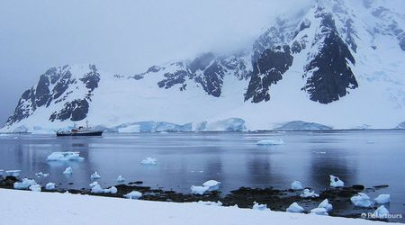 Antarctica Visitor Site- Danco Island
