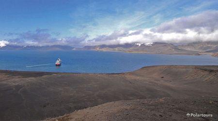 Antarctica Visitor Site- Telefon Bay