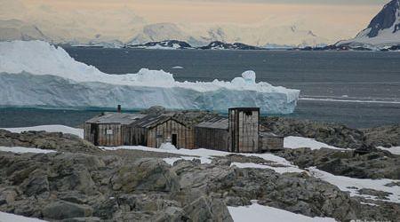 Antarctica Visitor Site- Stonington Island