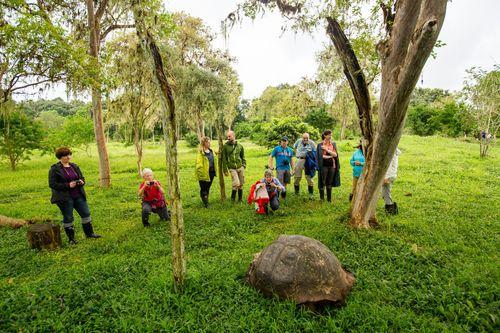 El Chato Giant Tortoise Reserve