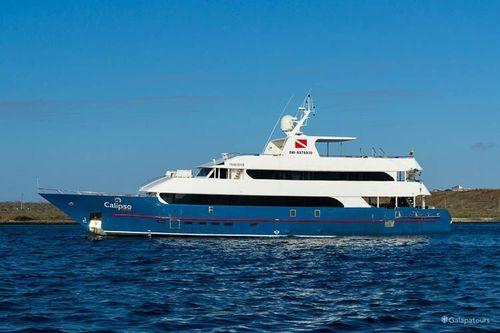 Calipso Galapagos Cruise