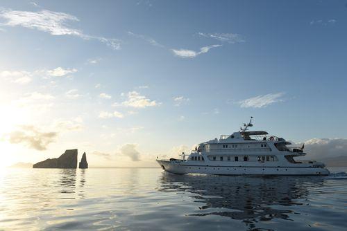Coral I and II Galapagos Cruise