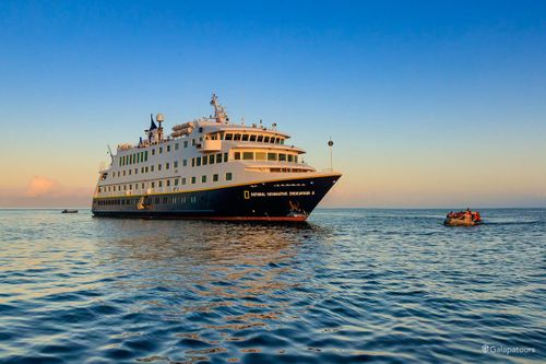 National Geographic Endeavour II Galapagos Cruise
