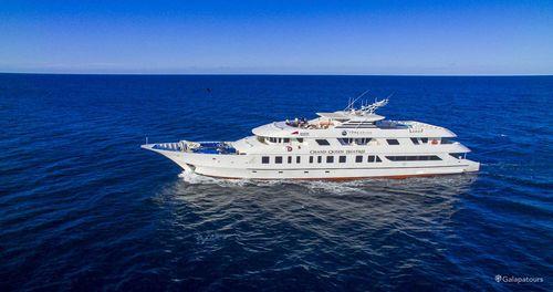 Grand Queen Beatriz Galapagos Cruise