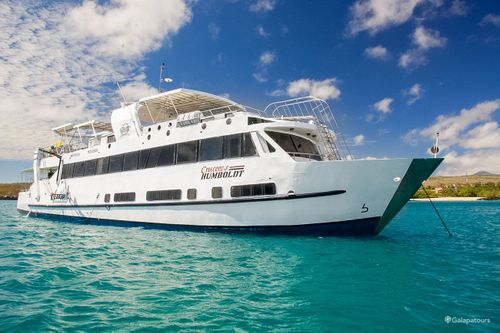 Humboldt Explorer Galapagos Diving Cruise