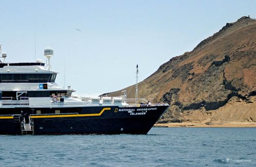 National Geographic Islander Galapagos Cruise