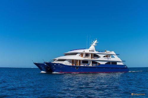 Ocean Spray Galapagos Cruise