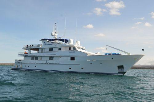 Stella Maris Galapagos Charter