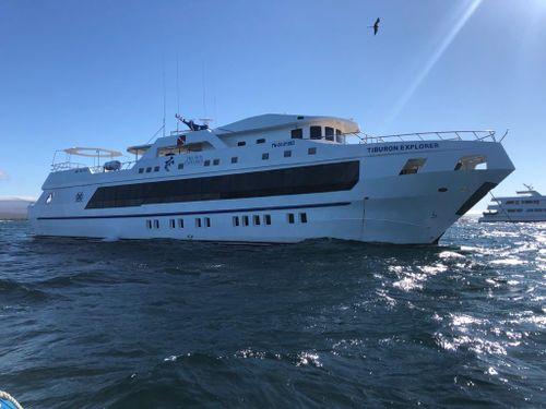 Tiburon Explorer Galapagos Diving Cruise