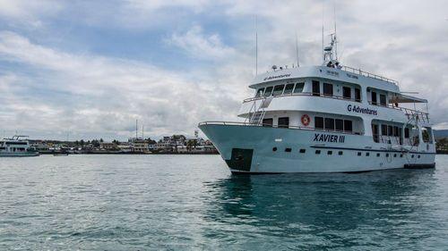 Xavier III Galapagos Cruise+Flights