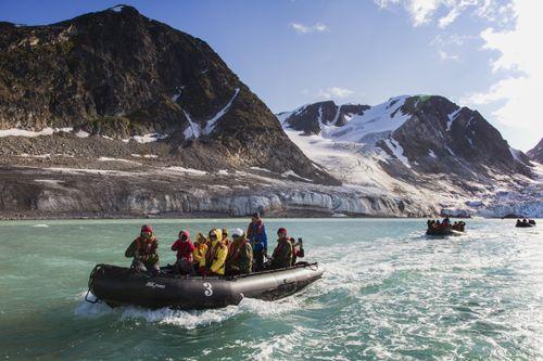 Albatros Expedition through north atlantic