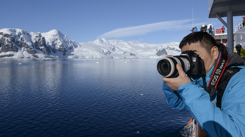 Albatros Expedition South Shetland/ AA peninsula