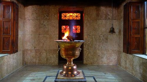 Yazd temple of fire