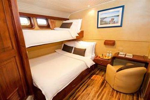 Equinox Lower Deck Cabin