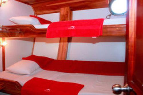 Encantada Double Cabin