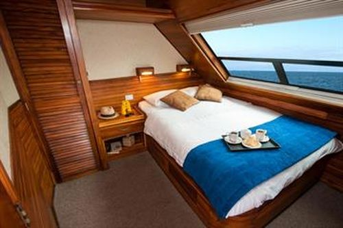 Letty Booby Deck cabins