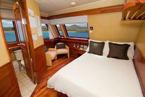 Equinox Main Deck Suite
