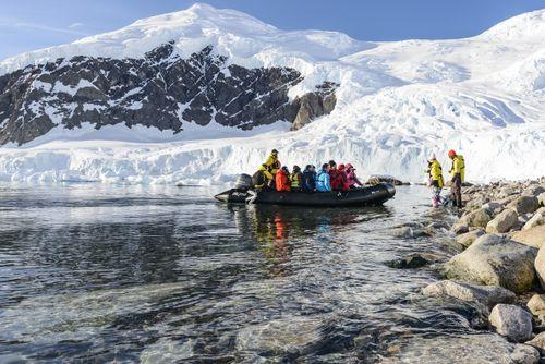 Albatros Expeditions South Shetlands & Antarctica