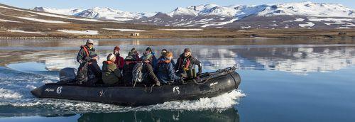 Ocean Atlantic Greenland National Park