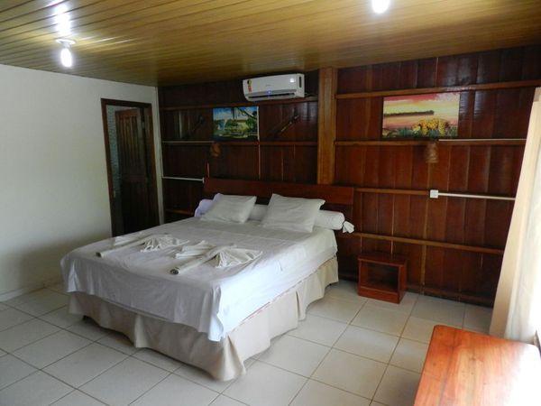 Amazon turtle lodge room