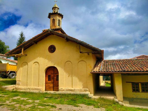 Sisid church