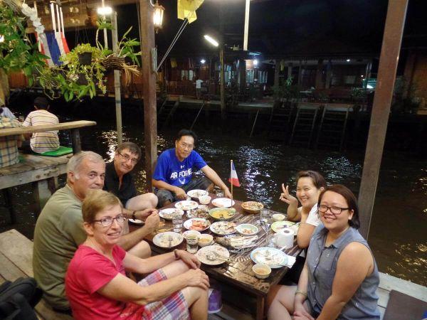 Baan Mae Arom Homestay Amphawa