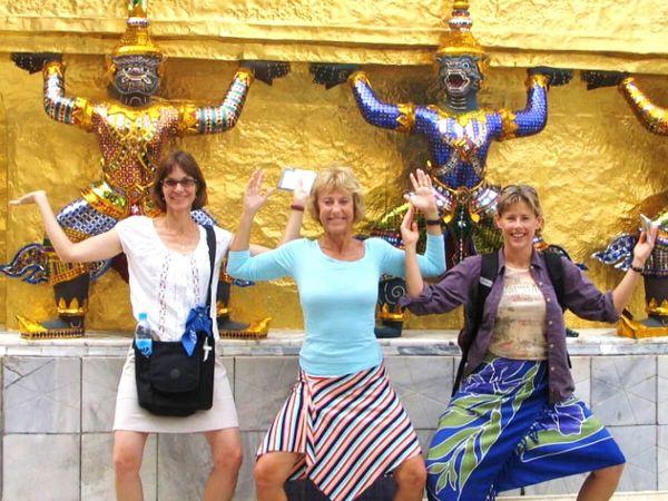 Fun Travelers Wat Phra Kaew Bangkok