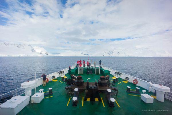 Sail Falkland Islands