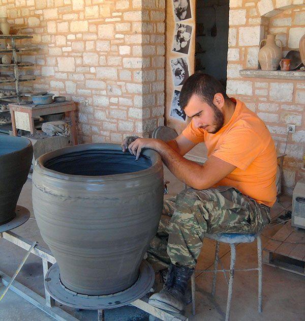 pottery class xgrec