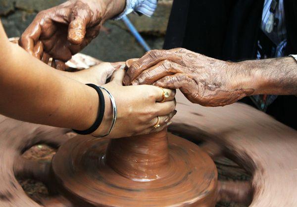 pottery naxos