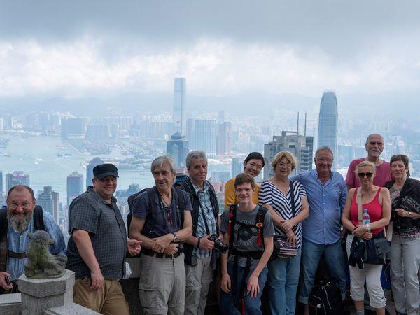 Hong Kong Group Photo