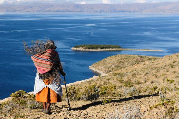 isla del sol people