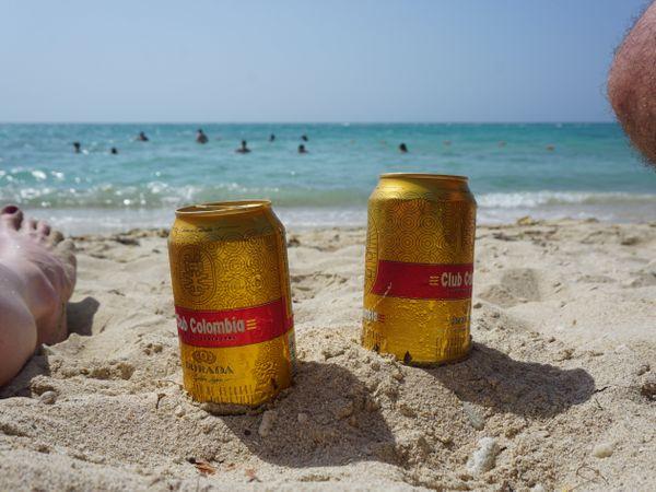 Islas del Rosario beers