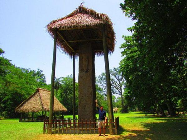 stèle quirigua