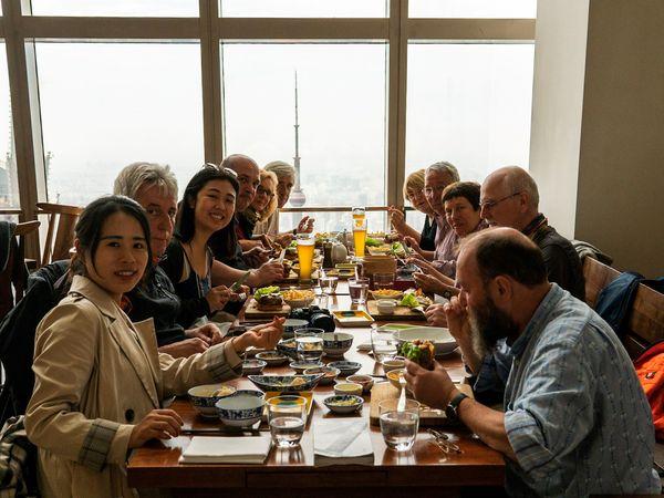 Shanghai Lunch