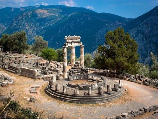 Delphi Greece xgre Oracle