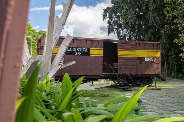 Santa Clara Train Che Cuba