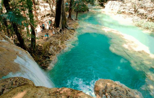 roberto barrios waterfall