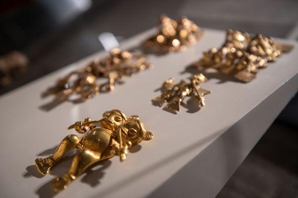 gold museum san jose