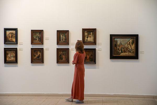 National art museum cuba