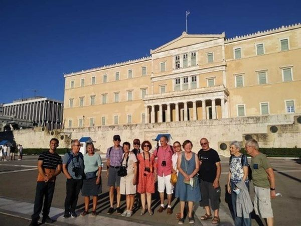 Athens Parliament xgreFR People Trip French
