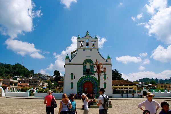 chamula street mexico chiapas
