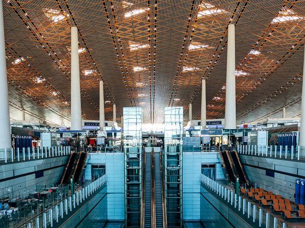 PEK Airport