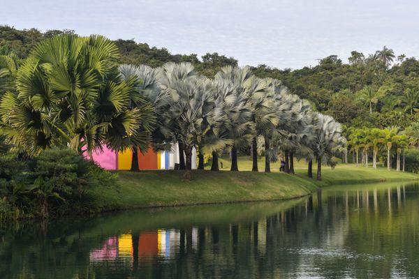 Brazil Modern art museum